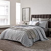 Kenneth Cole New York Kagan Full/Queen Soft Quilt