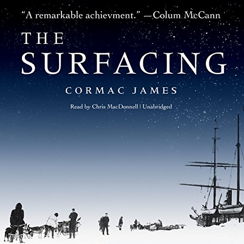 The Surfacing audiobook cover art