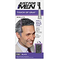Just For Men Touch Of Gray T-55 Black (Case of 6) (並行輸入品)