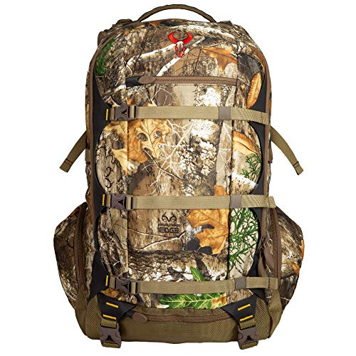 Badlands Diablo Dos Hunting Backpack - Carry Compatible, Realtree Edge