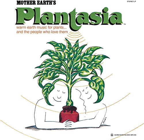 Mother Earth\'S Plantasia (Ltd.Green Vinyl) [Vinyl LP]
