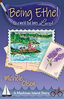 Book cover image for Being Ethel (In a world that loves Lucy)