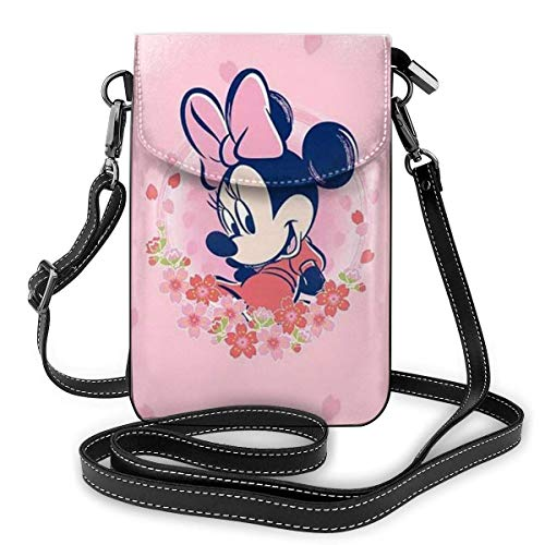 XCNGG Kleine Geldbörse Come On, Dumbo Cell Phone Purse Shoulder Bag Travel Daypack Women Girls Party Gift
