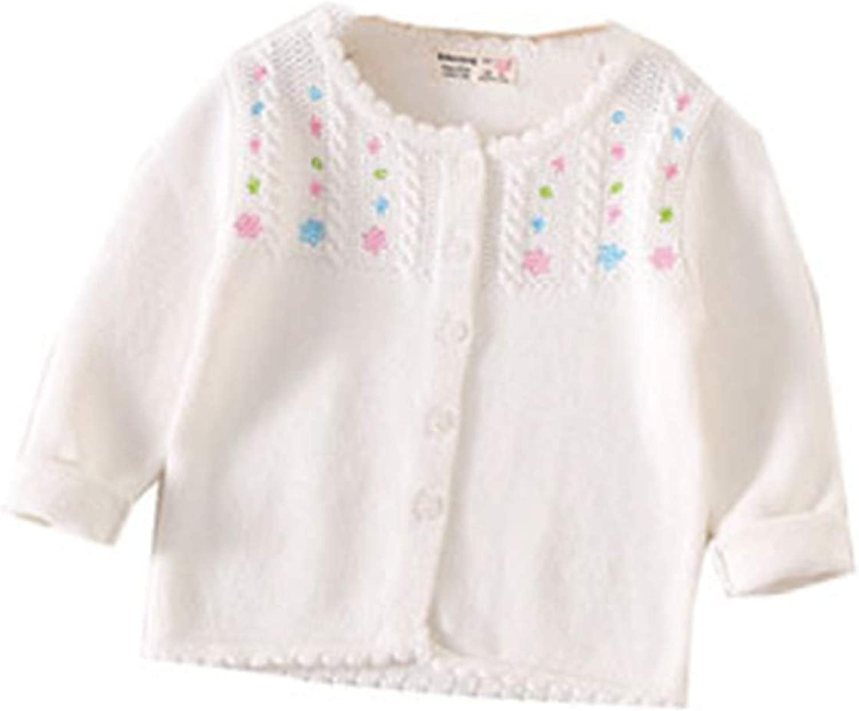 Autumn Fashion Baby Girls Clothes Knitted O-Ne Cardigan Children Atlanta Mall shopping