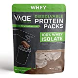 Vade Nutrition Dissolvable Protein Packs | Chocolate Whey Isolate Protein...
