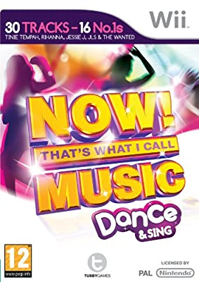 Now That's What I Call Music - Dance and Sing (Wii)