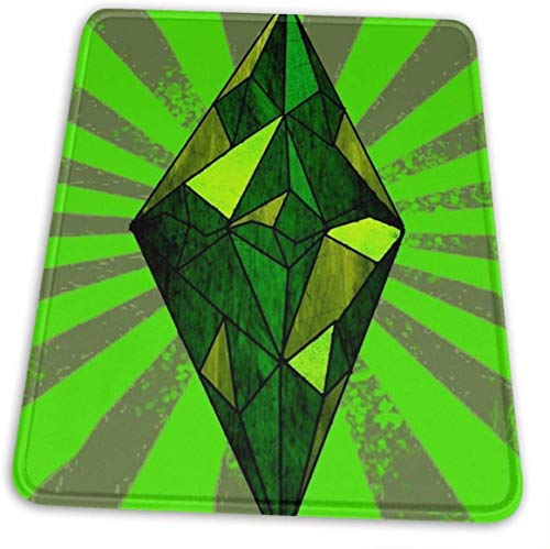 The Sims Diamond Hemming The Mouse Pad 10 X 12 Inch Esports