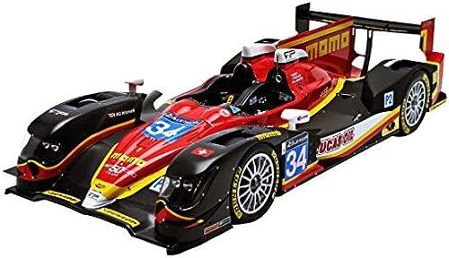 Oreca 03R-Judd Momo Race Perfomance No.34 LM P2 LeMans 2014 (M. Frey - F. Mailleux - J. Lancaster)