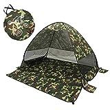 Best Hiking Tents - Beach Tent Beach Umbrella Outdoor Sun Shelter Canopy Review