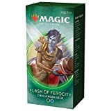 Flash of Ferocity Deck | Magic: The Gathering Challenger Deck 2020 |Tournament-Ready | 75 Cards + Tokens
