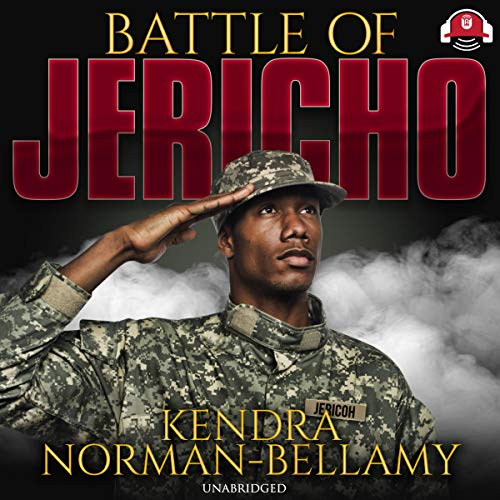 Battle of Jericho audiobook cover art