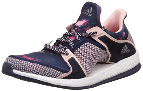 adidas Pure Boost X TR, Women's Trainers, Blue (Maruni/Rosvap/Rojray), 4 UK (36 2/3 EU)
