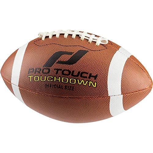 Pro Touch Touchdown American Football Ball, Braun, 7