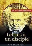 Lettres à un disciple - Anthologie