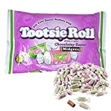 Tootsie Roll Chocolatey Midgees Easter Candy, 50 Count, 12 oz Bag