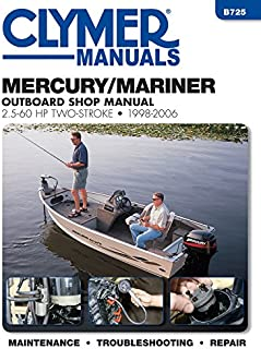 mercury 40 hp outboard motor manual