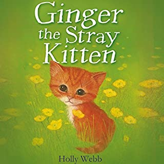 Ginger the Stray Kitten cover art