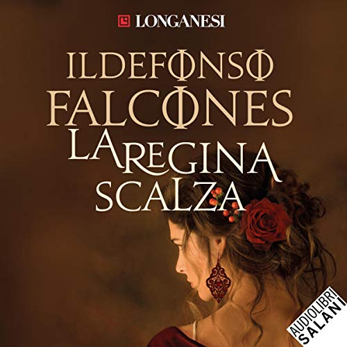 La regina scalza audiobook cover art