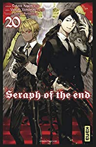 Seraph of the End Edition simple Tome 20