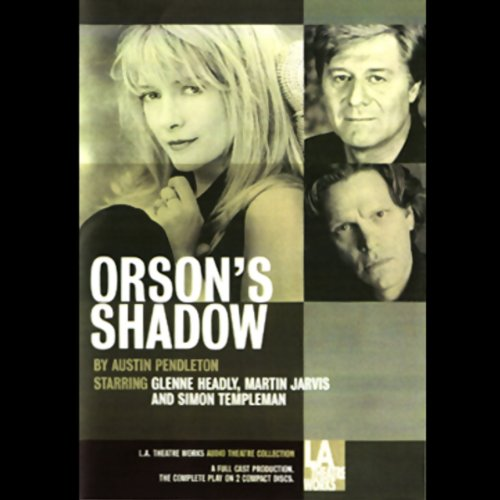 Orson's Shadow audiobook cover art