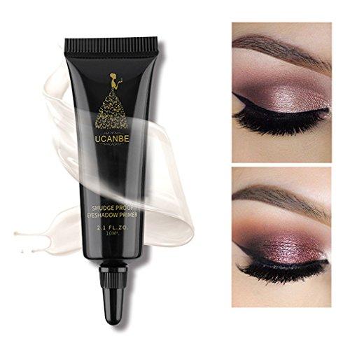 Mengonee UCANBE apprêt à base de fard à paupières crème Maquillage pleine couverture Correcteur Anti-Long Lasting Eye Foundation sueur Ombre