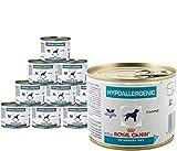 Royal Canin - Comida para perros hipoalergénica, 200 g (paquete de 24)