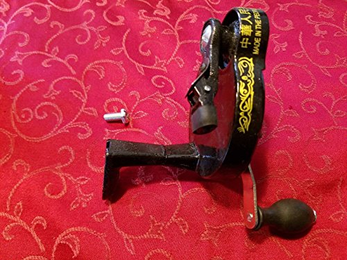 superbobi Hand Crank for Singer Spoked Wheel Sewing Machines 15 Class 127,128,28, 66, 99