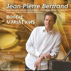 Boogie Variations by Jean-Pierre Bertrand