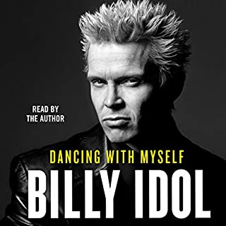 Dancing with Myself audiobook cover art
