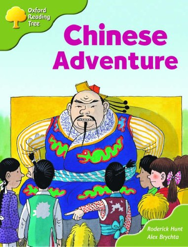 Oxford Reading Tree: Stage 7: More Storybooks (magic Key): Chinese Adventure: Pack Aの詳細を見る