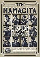 Super Junior - Vol.7 [MAMACITA] (B Ver.) by Super Junior