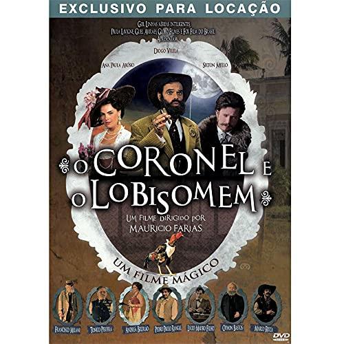 Dvd - O Coronel e o Lobisomem