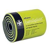 Reliance Medical EuroSplint – 110 mm x 900 mm – Grün/Blau