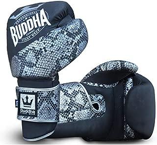 Guantes Buddha Combo Plata