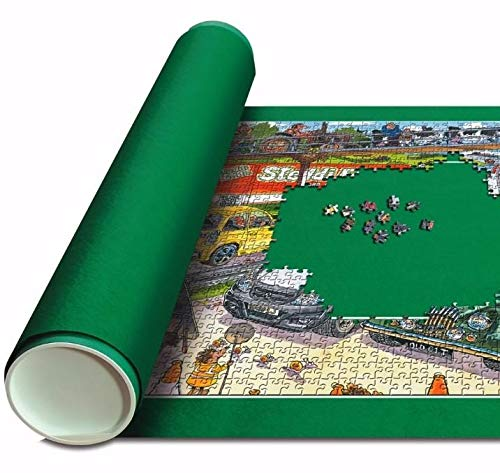 Puzzle Roll 5000 piezas. Tapete universal para transportar/guardar puzzles