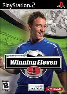 World Soccer Winning Eleven 9 International - PlayStation 2