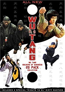 Wu Tang: Soldiers of Darkness Collection [Import USA Zone 1]