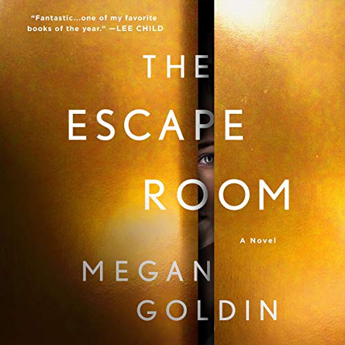 The Escape Room audiobook cover art