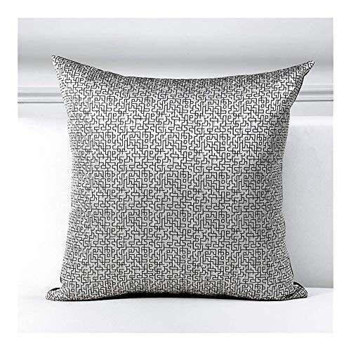 AWAING Federa Cuscini per Divani Cuscino Cuscino Cuscino Cuscino Federa con Cuscino Auto Interno Cuscino Divano Cuscino for Soggiorno Divano Divano 1116 (Color : C, Size : 45x45cm Cushion (Filled))