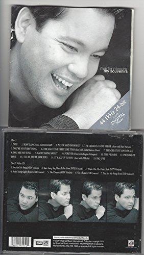 Martin Nievera- My Souvenirs (filipino vocalist)