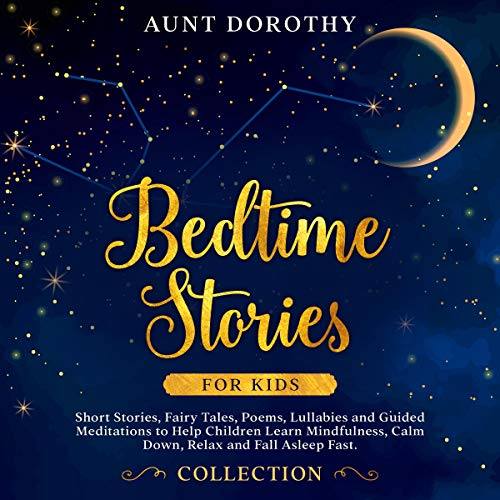 Bedtime Stories for Kids Collection  By  cover art