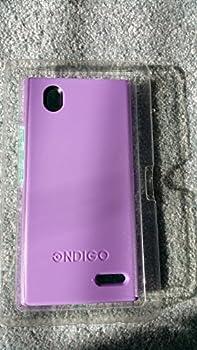 NDIGO Intact Case for ZTE Warp Elite N9680  Purple