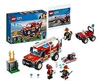LEGO City 60231 - Feuerwehreinsatzleitung 30361 City Feuerwehr Quad Polybag