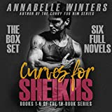 Curves for Sheikhs Series Box Set Books 1-6: A Standalone Romance Collection (Annabelle Winters Romance Box Sets Book 7)