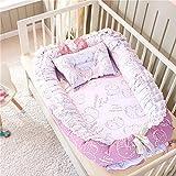 Ustide Baby Moisés transpirable 100% algodón...
