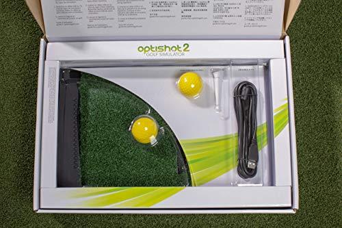Optishot2-Unisex-Golfsimulator, Mehrfarbig - 3
