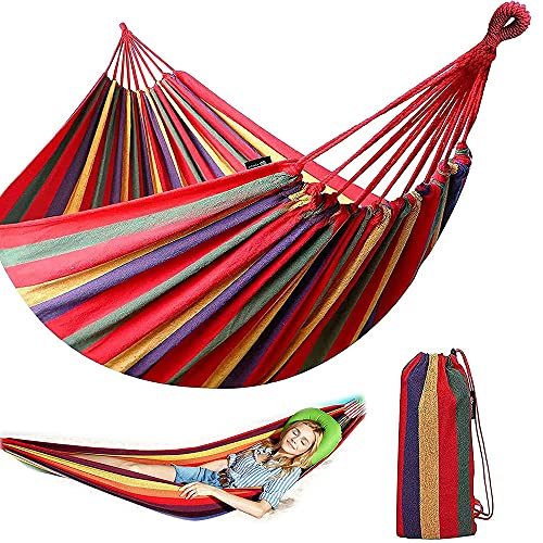 DEET Hamaca de jardín, Hamaca Colgante, Hamaca de Camping, Hamaca de Playa...