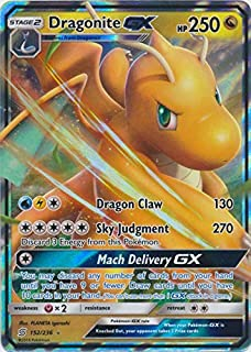 Dragonite GX - 152/236 - Ultra Rare - Unified Minds