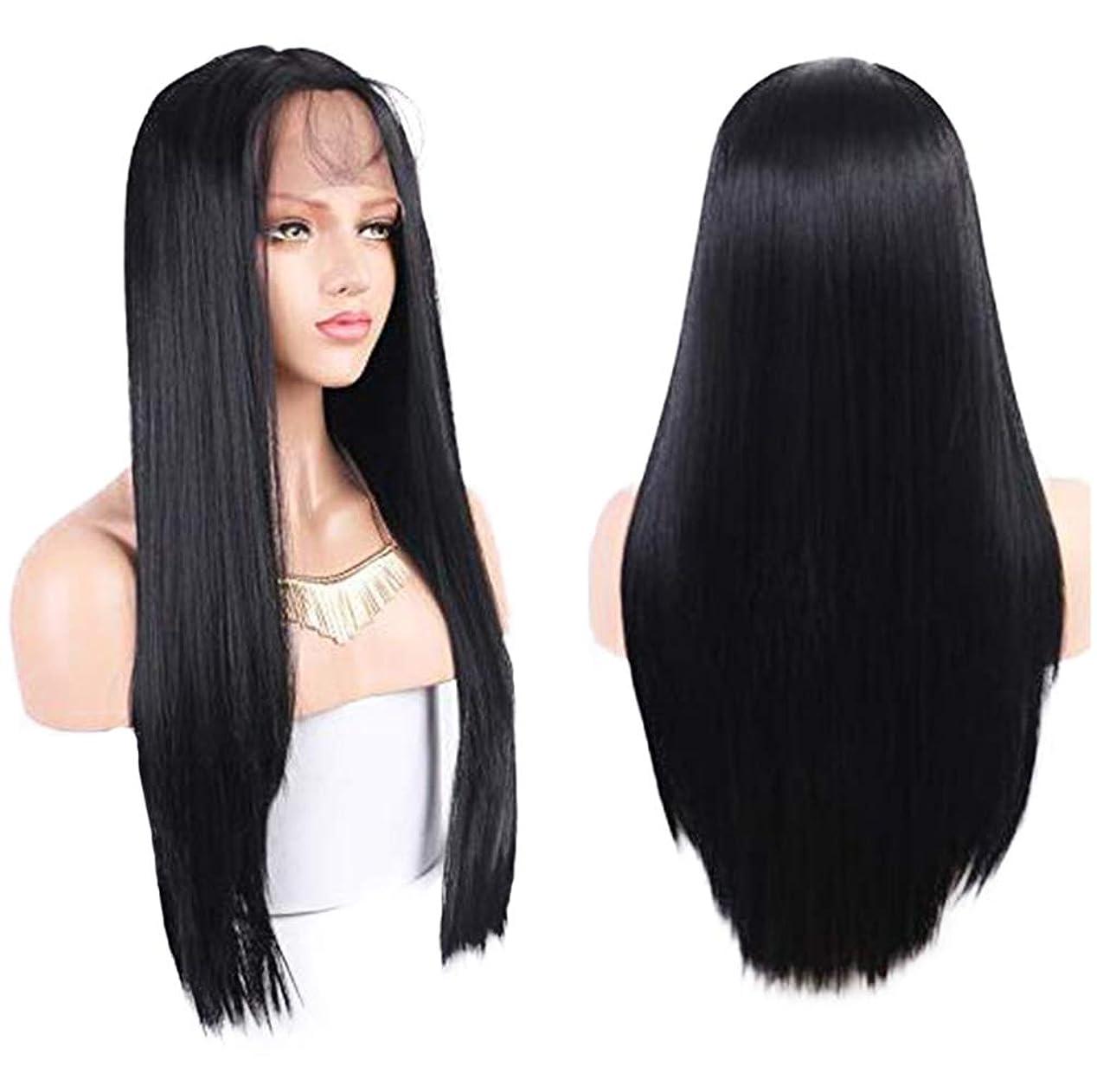 レンド哲学者展望台女性レースフロントかつら未処理バージン毛ブラジルレミー人毛ストレート髪レースかつらベビー毛で150%密度