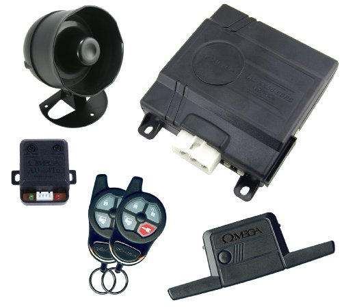 Excalibur AL-1750-EDPB 2-Way Security and Remote Start System